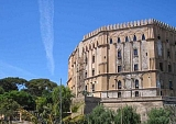 Palermo castles and fortresses